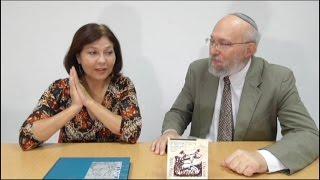 "Пресс-конференция «Диск ""Цигеле-Мигеле"" – детские песни на идиш» – Рут Левин"