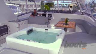 Sunreef 60 Power Catamaran First Look Video