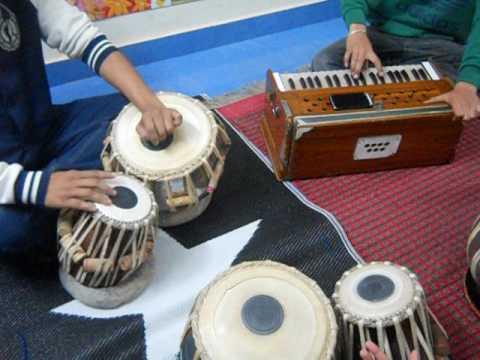 Tabla Classes At Sai Blessed Music School, Gurgaon