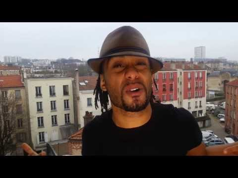 M'Y - CLAUDE CORMIER - Shout Out for URBAN DANCE CAMP - Romania 1st edition.