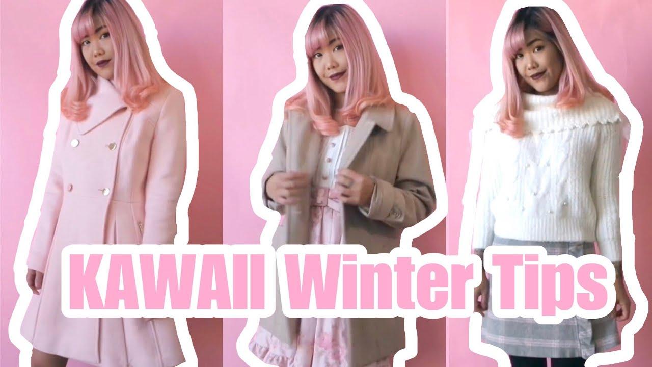 ♡ KAWAII WINTER TIPS   How to Stay Warm and Cute   xsakisaki ♡ 2