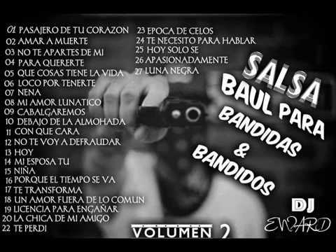 salsa baul para bandidas volumen 2