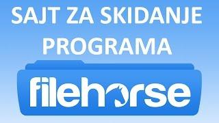 Sajt za skidanje programa | Filehorse.com