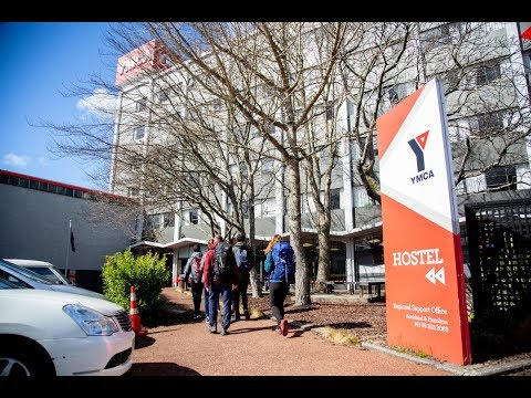 Experience The YMCA Hostel Auckland