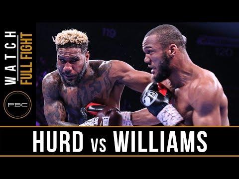 Hurd vs Williams