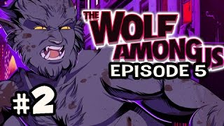 BLOODY MARY FIGHT - The Wolf Among Us Episode 5 CRY WOLF Ep.2