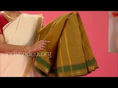 Madurai handloom sarees