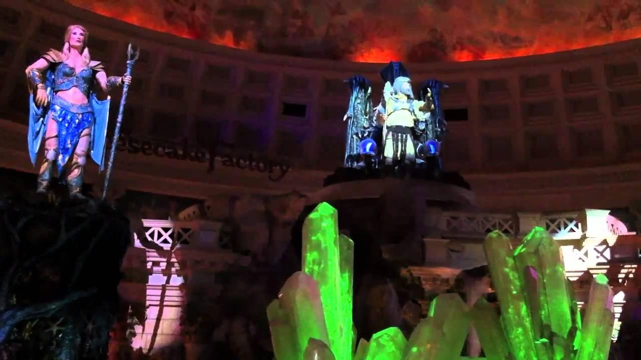 Las Vegas Shows Caesars Palace