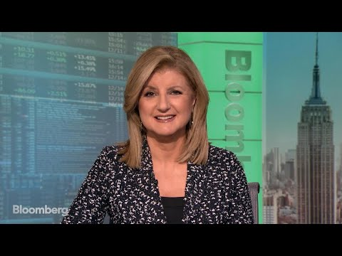 Arianna Huffington on Social Media, Uber and 'Me Too' Movement