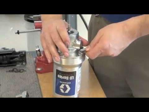 LD Grease Pump - Assembly