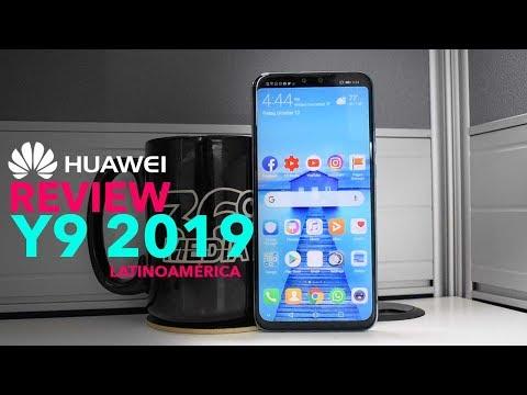 Review Y9 2019 Huawei - Español