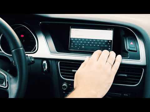Мультимедийный видеоинтерфейс Gazer VI700A-C/S для автомобилей Audi