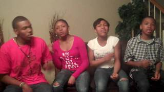 Walls Kids Taking You To Church.mp4   The Walls Group New Cd Now Available On Itunes, And Amazon