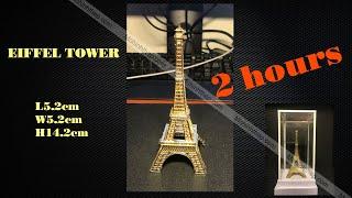 Art and Craft - Metal craft: Eiffel Tower