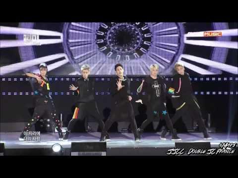 141001 MBC K POP EXPO JJCC   Bing Bing Bing