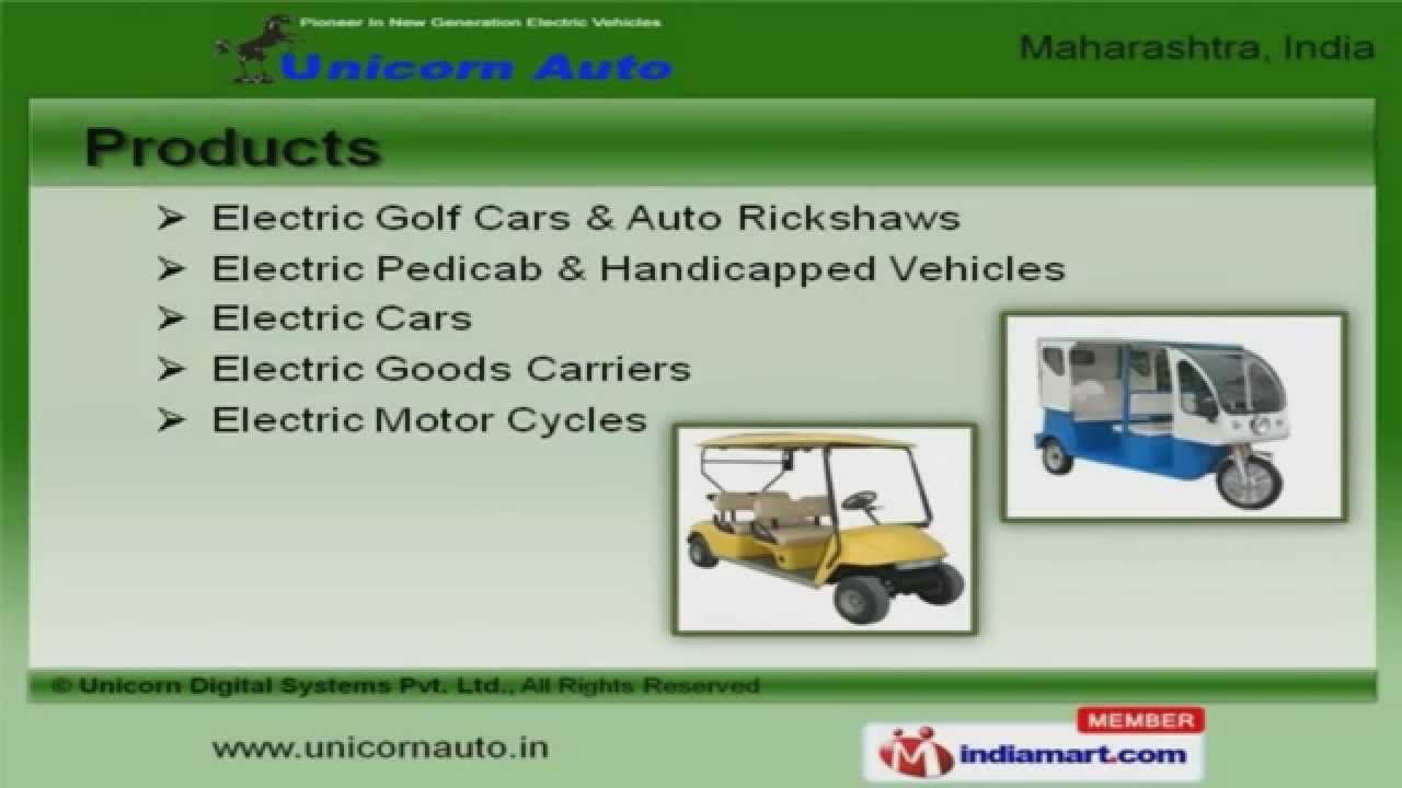 Electric Handicap Scooters by Unicorn Digital Systems Pvt. Ltd ...