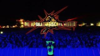 DIE APOKALYPTISCHEN REITER - Herz In Flammen (OFFICIAL VIDEO)
