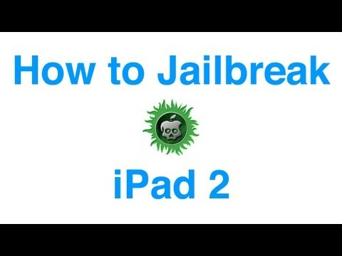How To Jailbreak IPad 2 Untethered With Absinthe