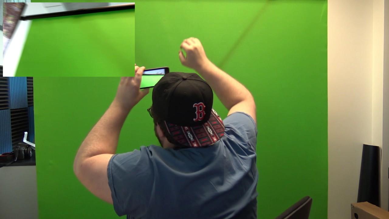 elgato green screen  Elgato Cam Link and Elgato Green Screen Quality Test - YouTube