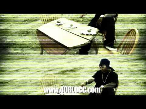 40 GLOCC 3 AMIGOS VIDEO OFF CONCRETE JUNGLE ALBUM ON I-TUNES NOW