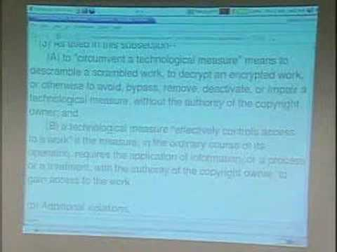 Lec 4 | MIT 6.912 Introduction to Copyright Law