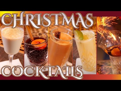 Renee - Recipes: Christmas Cocktails
