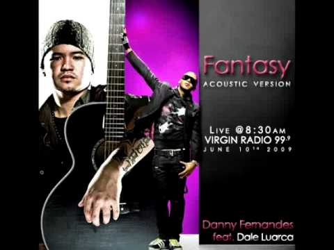 Fantasy (acoustic ver.) - Danny Fernandes feat. Dale Luarca