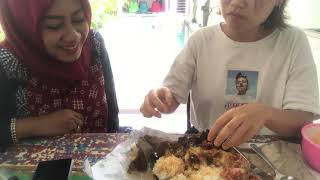 인도네시아 친구(aka 무슬림쿨걸)와 인도네시아 내장요…