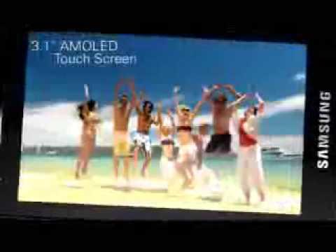 Samsung M8910 Pixon12 Demo Commercial
