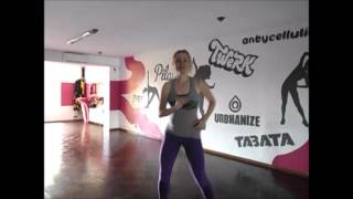 Coco Banana (Alexandra Stan) Zumba® Fitness