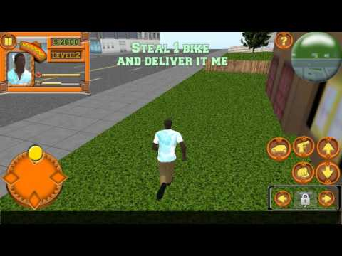 Hawaii Crime Simulator Android Gameplay HD