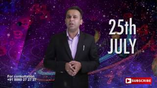 Astrological Prediction for the Person Born on 25th July   Astrology Planets