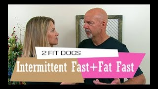 Boost Intermittent Fasting with a Fat Fast