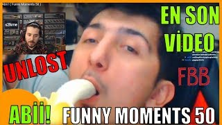 UNLOST OSMAN TOSUN ABİİ (FUNNY MOMENTS 50) İZLİYOR