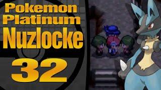 Pokemon Platinum Blind Nuzlocke Episode 32: Iron Irand