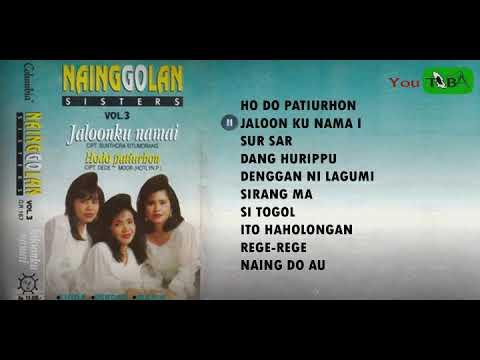 NAINGG0LAN SISTER5 - Lagu BATAK Tempo Dulu
