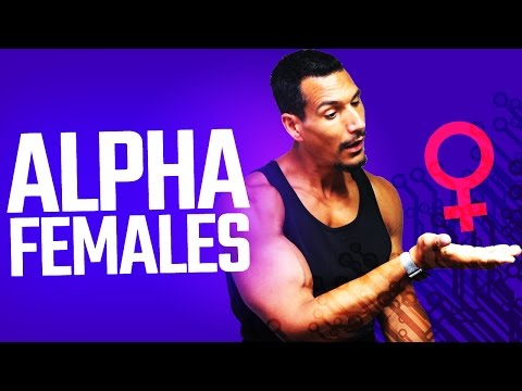 Do Alpha ''Females'' Scare Men?