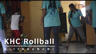 KHC Rollball Team- Kilinochchi