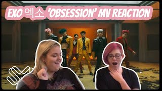 Gambar cover EXO 엑소 'Obsession' MV Reaction!