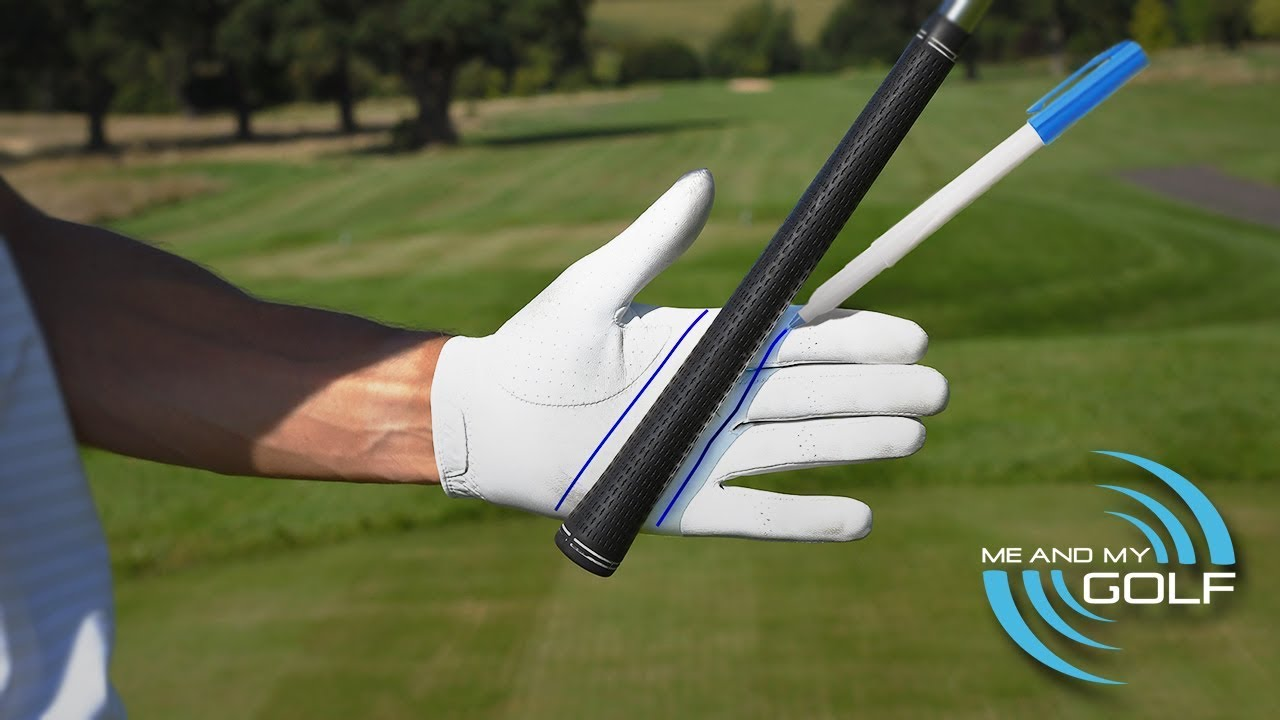 IS YOUR GRIP CAUSING YOUR SLICE