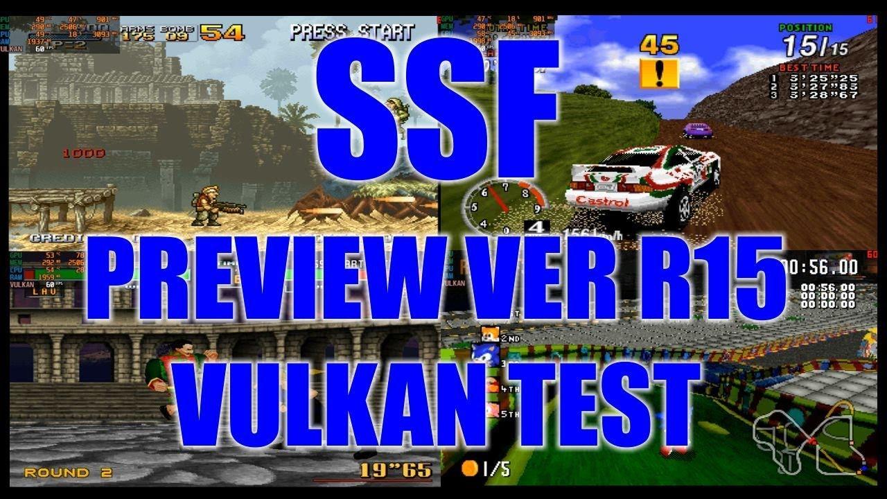 Vulkan Test