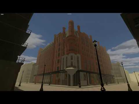 3D Atlanta Of The 1920s Demo