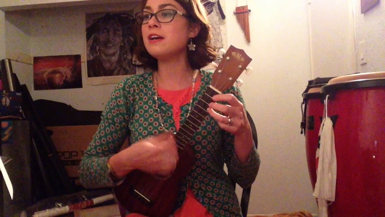 folding chair uke chords ergonomic cheap by regina spektor beginner ukulele youtube