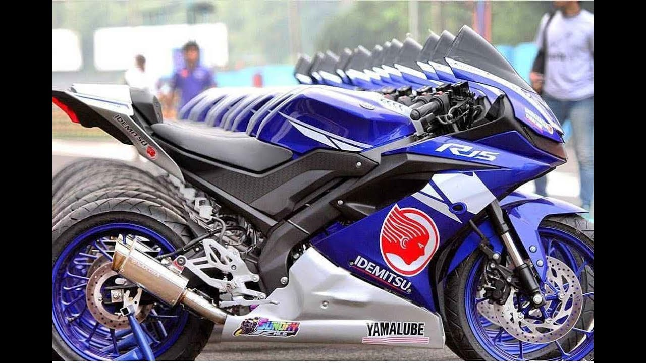 2019 Yamaha R15 Racing Test Ride Release Next Year Hot Youtube