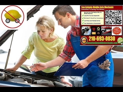Pre Purchase Car Inspection San Antonio Mobile Auto Mechanic Service Vehicle Review near me