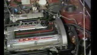 Mitsubishi Galant Dynamic-4 16V VM testi