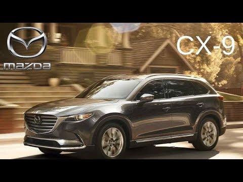 2019 Mazda CX-9 SUV Review
