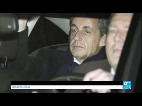 BYGMALION - Nicolas Sarkozy mis en examen pour financement illégal de sa campagne de 2012
