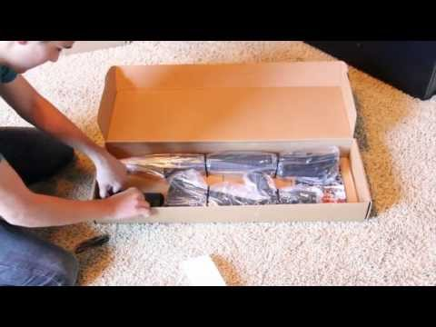 Unboxing - We Tech M16A3 Airsoft Gas Blowback Rifle