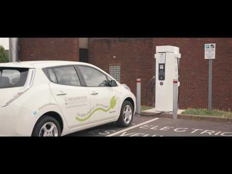 Worcestershire County Council | Using Our Electric Vehicle Rapid Chargepoints